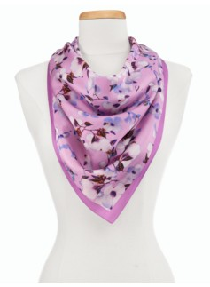 Dogwood Blossoms Scarf
