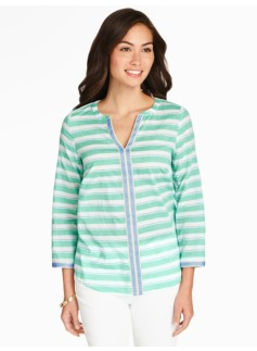 Medium Stripe Popover