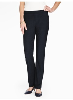 Seasonless Wool Full-Length Pant
