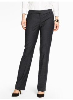 Seasonless Wool Trousers - Curvy