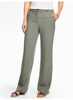 Relaxed TENCEL(R) Trouser
