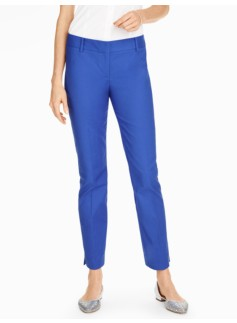 Talbots Hampshire Pant-Diamond Piqu�