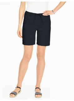 Relaxed Drawstring Short