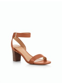 Bettie Ankle-Strap Block-Heel City Sandals