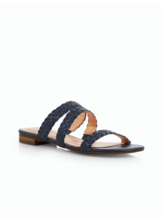 Lamar Braided Sandal Slides