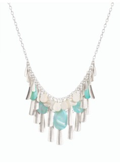 Wind Chime Necklace