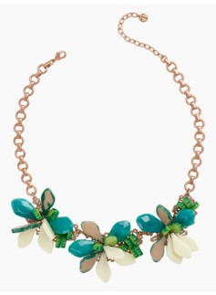 Blooming Lily Necklace