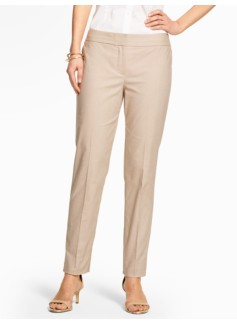 Summer Cotton Ankle Pant
