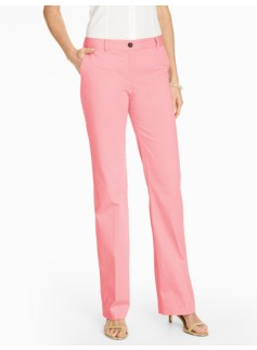 Luxe Cotton Trouser