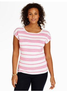 Sweater Topper - Mixed Stripes