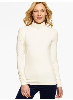 The Classic Turtleneck Tee