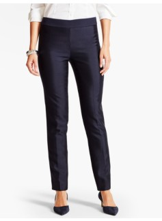Doupioni Tailored Ankle Pant