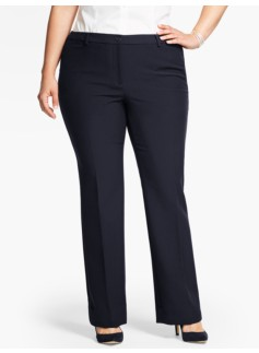 Talbots Raleigh Pant - Double Weave