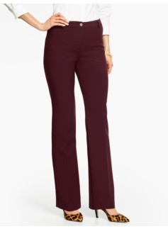 Talbots Raleigh Pant-Double Weave