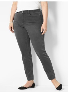 The Flawless Five-Pocket Jegging-Shoreline Wash