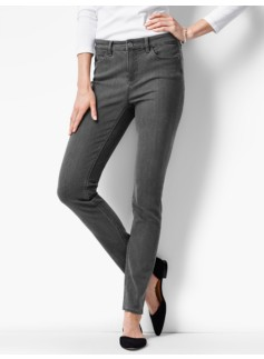 The Flawless Five-Pocket Jegging - Shoreline Wash