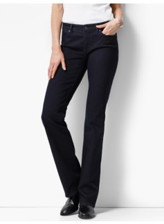 The Flawless Five-Pocket Bootcut - Nightfall Wash