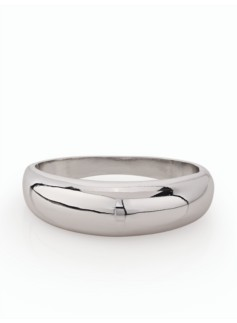 Sculpted Hinge Bangle
