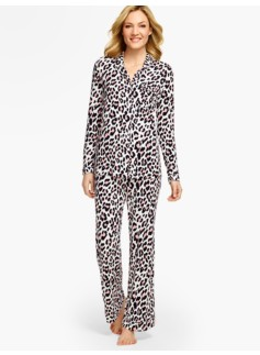 Leopard Sleep Set