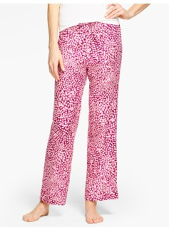 Swirling Scale Pajama Bottom