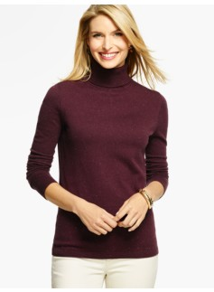 The Perfect Turtleneck - Donegal Tweed