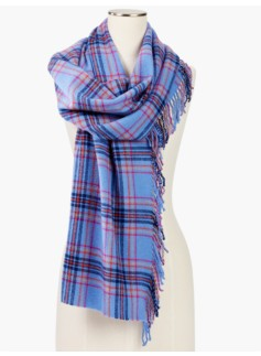 Holly Tartan Plaid Scarf