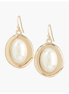 Opulent Pearl Earrings