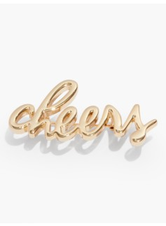 """Cheers"" Brooch"