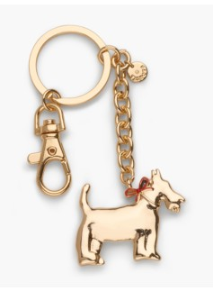 Scotty Dog Key Fob