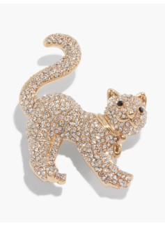 Sparkle Cat Pin