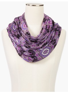 Royal Paisley Scarf