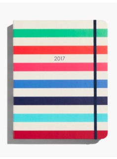 Colorful Print Agenda Book