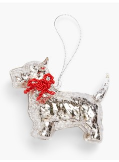 Holiday Ornament-Scottie Dog