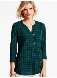 Blackwatch Plaid Popover