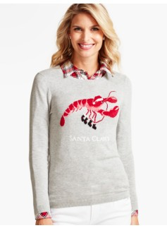 """Santa Claws"" Sweater"