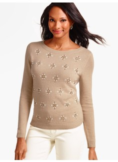 Sparkle Bead Sweater