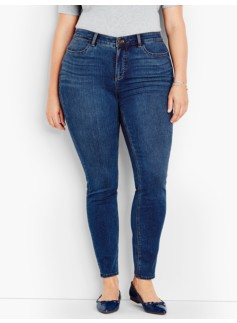 The Flawless Five-Pocket Jegging-Bayview Wash