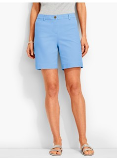 "7"" Twill Short-Fashion Colors"