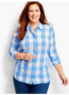 The Classic Casual Shirt-Farmhouse Checks