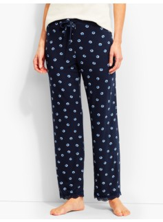 Dancing Petal Sleep Pant